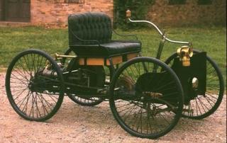 pirmasis automobilis